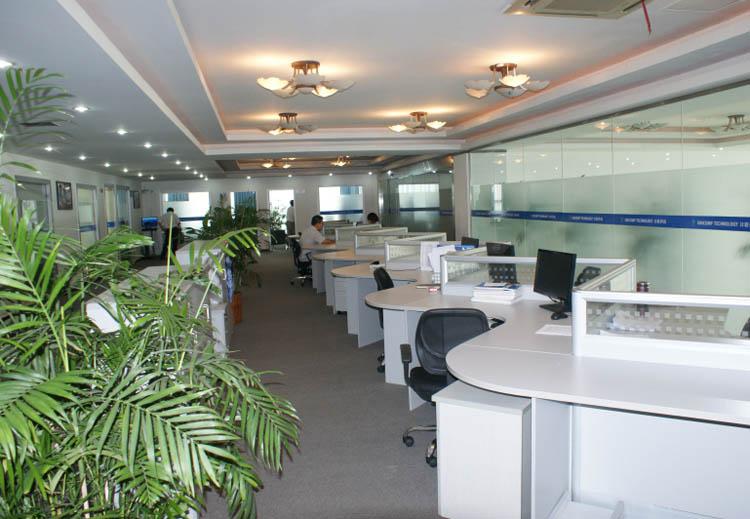 重庆工厂办公区