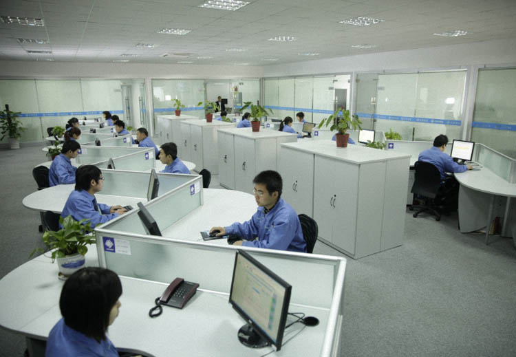 Wuxi Factory Workspace
