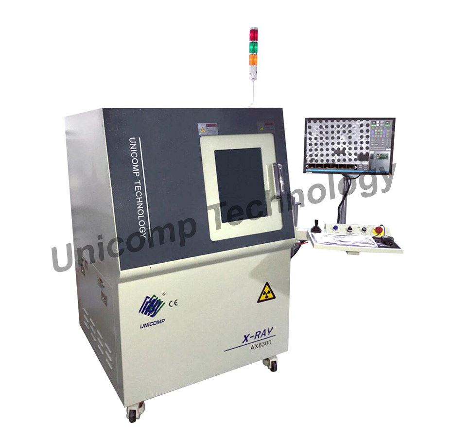 Micro-Focus X-RAY Inspection System for electronicAX8300