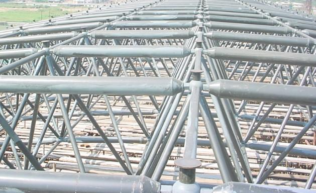 X射线检测确保钢结构的质量