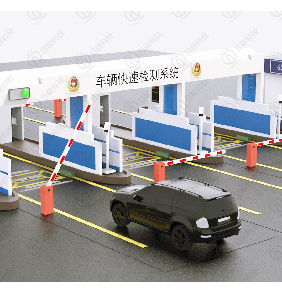 UNX6011公安检查站