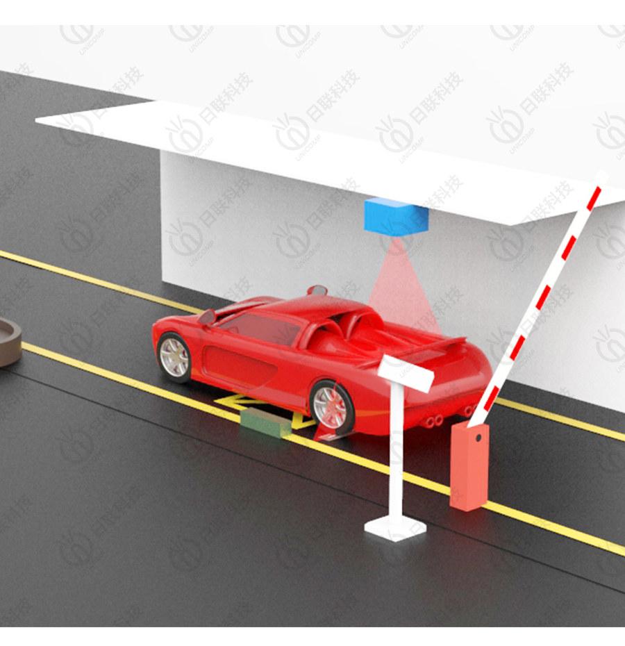UND300地库车辆检查系统