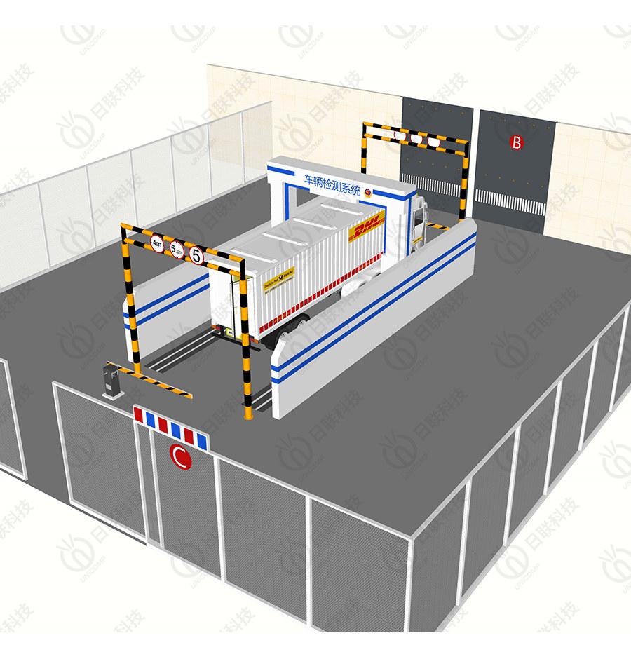 UNJ700监狱车辆检测系统