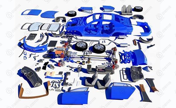 X射线技术对汽车零部件行业发展具有重要意义