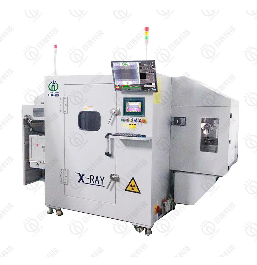 动力卷绕电池X-Ray在线检查机 LX-2D24-100