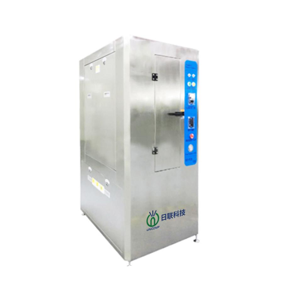 新款全气动钢网清洗机SC-P2S